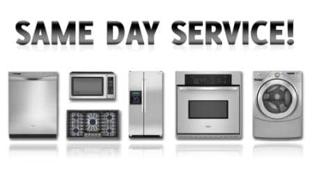appliance repair carmichael ca